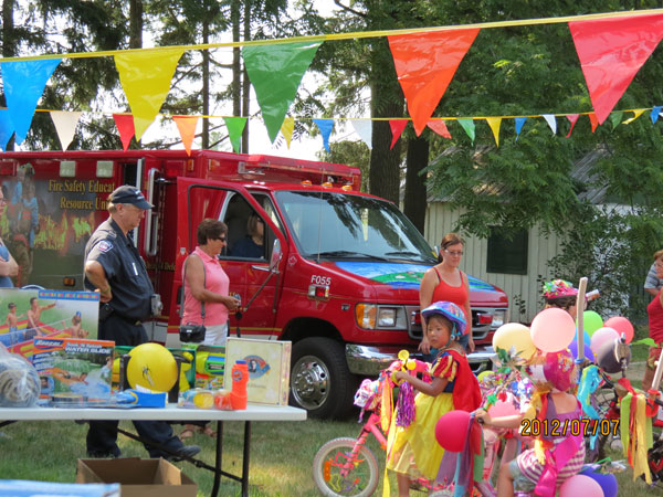 Sand Hill Park Kids Events
