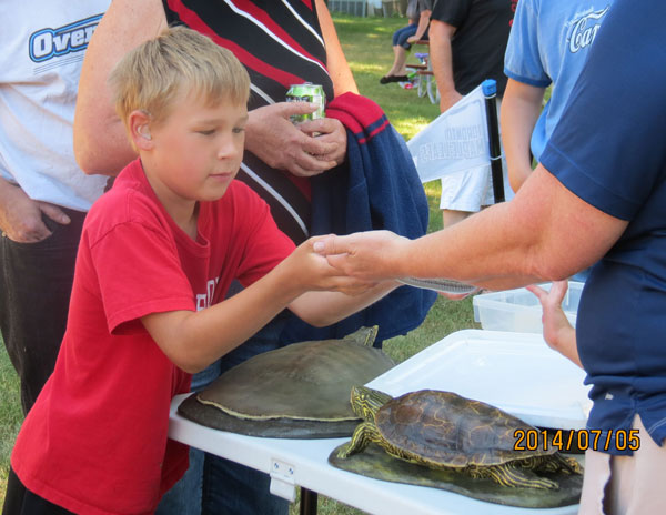 Sand Hill Park Reptile Show